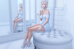 The beauty you see in me, is a reflection of you (kirstentacular) Tags: arcade blueberry catwa doe donnaflora fameshed foxcity gos maitreya