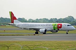 TAP Express ERJ-190 CS-TPS