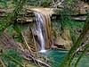 Waterfall on Pasjak (Vid Pogacnik) Tags: slovenija slovenia croatia istria istra pasjak creek waterfall hiking outdoors landscape hrvatska