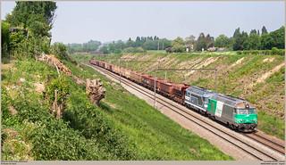 SNCF 467494 + 467629 @ Braine-le-Comte