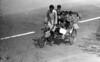 img306 (Höyry Tulivuori) Tags: india 1970 street life people cars monochrome men women child 70s vintage seventies temple city country индия улица чернобелое автомобиль дома народ быт