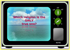 Which religion is the ONLY true one? (Truth in science) Tags: rdfrs culturalmarxism cambridgeunion mahdi oxfordunion sunni truthinscience hampshireskepticssociety universitycollegelondon londonschoolofeconomics jehovah'switness eid scripture sonofgod lordjesus abraham enlightenmentnow messiah haaj pilgrimage pilgrims crucifixion eucharist kaaba jerusalem falsereligion methodist falseprophets sect cathedral temple shariah hadith oldtestament pagan satanism satanic satan marxism darwinism naturalism druid catholic catholicchurch orthodoxchurch holybible newtestament torah shia voltairelecture virginmary ramadan anglican churchofengland mosque judaism jewish jesuschrist koran quran bible trinity christ muhammad buddha buddhism jesus atheism islam christianity hinduism paganism baptist muslim atheist