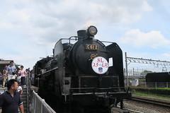 IMG_5524 (hyuhyu6748usver) Tags: 20180617 jr jr西日本 京都鉄道博物館 京都 sl 蒸気機関車