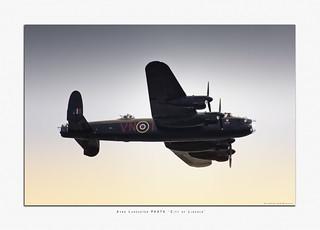 Avro Lancaster PA474 'City of Lincoln'
