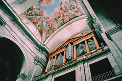 (Virginia Gz) Tags: basílicadeelescorial sanlorenzodeelescorial monasteriodeelescorial elescorial madrid comunidaddemadrid españa spain europe architecture art church