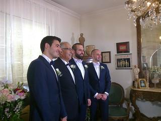 Au mariage du cousin Philippe
