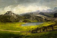 Lago de la Ercina (ramon.1136) Tags: daarklands spain covadonga lagodelaercina magicunicornverybest daarklandsexcellence