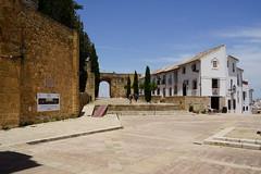 Antequera (clemensgilles) Tags: españa spain alcazaba castle burg spanien antequera andaluz andalusien