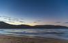 Daybreak Seascape (Merrillie) Tags: daybreak nature sunrise morning sea cloudy water coast earlymorning landscape seascape oceanbeach newsouthwales waves uminabeach nsw beach ettalongbeach ocean dawn ettalongbeachpoint clouds coastal outdoors sky waterscape fauna centralcoast australia seaside