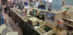 VCF East 2018 (Dave Shevett) Tags: retrocomputing newjersey vcf 2018 old may wall retro vintage antique computers vcfeast nj