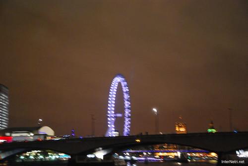 Око Лондона вночі InterNetri United Kingdom 0427