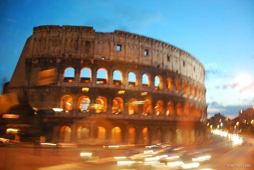 Нічний Рим, Італія InterNetri Italy 111