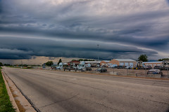 Shelf Cloud (kendoman26) Tags: hdr nikhdrefexpro2 shelfcloud storm nikon nikond7100 tokinaatx1228prodx tokina tokina1228 morrisillinois