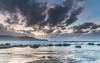 Rocky Seascape with Clouds (Merrillie) Tags: daybreak nature water nsw rocky sea clouds newsouthwales rocks earlymorning morning landscape centralcoast ocean australia sunrise waterscape coastal outdoors sky seascape dawn coast cloudy waves killcarebeach killcare