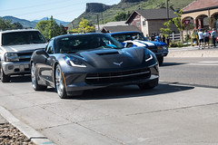 Basic (Hunter J. G. Frim Photography) Tags: supercar colorado chevrolet chevy corvette c7 stingray red gray v8 american convertible coupe chevroletcorvette chevroletcorvettec7stingray