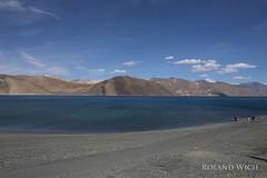 Pangong Lake (Rolandito.) Tags: asia inde india indien ladakh pangong lake jammu kashmir