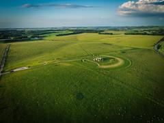 Dronehenge-2 (chappy483818) Tags: ancient astronomical british britons bronzeage celtic england mesolithic monument neolithic prehistoric salisburyplain solstice standingstones stonehenge uk