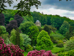 Stourhead Gardens a view across the valley. (Meon Valley Photos.) Tags: stourhead gardens view across valley national trust ngc
