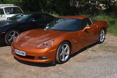Chevrolet Corvette C6 (jfhweb) Tags: jeffweb voitureamericaine voitureus americancar sportcar voituredesport voituredecollection musclecar oldschoolday oldschoolday9 chateauneuflerouge chevy chevrolet corvette corvettec6