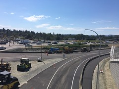 New on/off ramps (TranBC) Tags: mckenzieinterchange victoriabc highway1 transcanadahighway saanich
