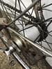 4 speed Sturmey Archer alloy hub (zombikombi1959) Tags: rotrax southampton 1948 lightweight bicycle bike newbaums itsonlyoriginalonce patina classiclightweight vintagebike