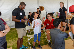 20180609-SG-Day1-Healthy-Athletes-JDS_4842 (Special Olympics Southern California) Tags: avp albertsons basketball bocce csulb ktla5 longbeachstate openingceremony pavilions specialolympicssoutherncalifornia swimming trackandfield volunteers vons flagfootball summergames