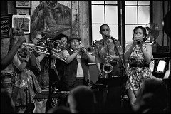 N.O.B.A.B.E. at Preservation Hall