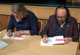 An Evening with the Hairy Bikers at The Croston Theatre