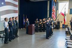 180613_NCC Fire Fighter Academy Commencement_022 (Sierra College) Tags: 2018commencement davidblanchardphotographer firefighteracademy ncc firstclass class182