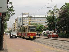 Tatra T6A5, #7937, DP Bratislava (transport131) Tags: tram tramwaj dp bratislava tatra t6a5