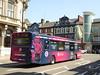 Cardiff Bus 501 CA03 VRD on 61 (Rear), Wood St, Cardiff (sambuses) Tags: 501 cardiffbus bwscaerdydd ca03vrd cardiffmet cardiffmetropolitanuniversity metrider