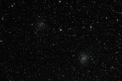 NGC 6939 & NGC 6946 (markkilner) Tags: canon eos 80d dslr broadstairs kent england kilner televue tv60 televue60 telescope apo astronomy astrophotography deepsky stars space vixen superpolaris longexposure nightsky skytelescope skyatnight cepheus cluster galaxy ngc6939 ngc6946 fireworksgalaxy opencluster backyardeos astrometrydotnet:id=nova2631801 astrometrydotnet:status=solved caldwell12 deepskystacker