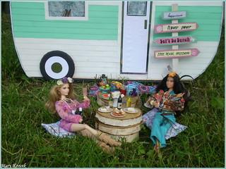 Summer festival trip