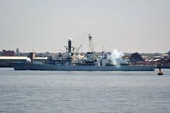Go!!! (Trev Green) Tags: boat ship vessel warship mersey liverpool nikon sigma