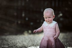 A little ray of sunshine (PerfectCaptureNI) Tags: child children photography portrait portraiture fashion cute beautiful girl sunshine sun dress pink blonde blue eyes photographer northernireland northernirelandphotography countyantrim ballymena