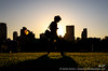 Her City (skumar0108) Tags: candid centralpark grii newyork newyorkcity ny nyc park ricoh ricohgrii silhouette sunset buildings shadow her idea dusk sunsetstories people abstract abstraction fineart art