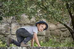 L'enfant sous l'olivier (mary maa) Tags: fe70300mmf4556goss portrait olivier sonya7