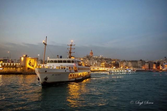 İstanbul . . .