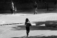 _MG_6442 (JetBlakInk) Tags: afro afrocaribbean blackgirlmagic blackwoman longrange composition people streetphotography mobilephone cellphone schoolrun lowkey streetscene highvantagepoint distraction