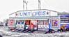 The Circus has arrived..Jackson Wharf..2018. (ocean rain) Tags: northeastcoastlineuk jacksonwharf hartlepoolhistoricquay selectivecolour circus gimp paintnet hdrtonemapping