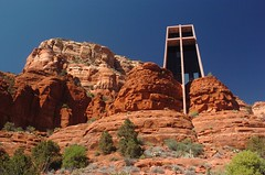 CHAPEL OF THE HOLY CROSS (ONE/MILLION) Tags: sedona arizona chapeloftheholycross church roadtrip vacation travel sights outdoors indoors landscape red rocks mountains big blue sky williestark onemillion capture my flickr google find search images