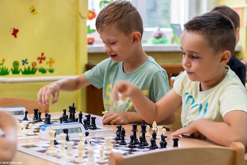 V Turniej Szachowy o Mistrzostwo Przedszkola Miejskiego Nr 1-32