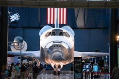 NASM_0028 Rockwell space shuttle Discovery (kurtsj00) Tags: nationalairandspacemuseum nasm smithsonian udvarhazy rockwell space shuttle discovery