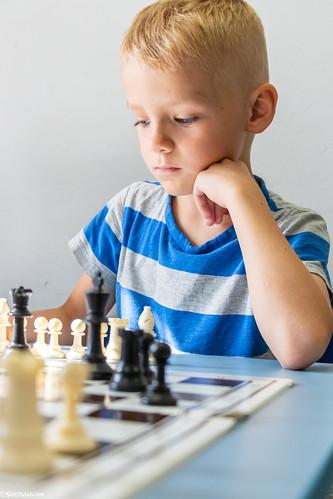 VIII Turniej Szachowy o Mistrzostwo Przedszkola Wesoła Piątka (21 of 78)