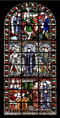 cathedral22 (PeterJacksonToD) Tags: durham codurham princebishops durhamcity cathedral norman window stainedglass
