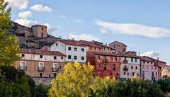 Homes of Albarracin _4592 (hkoons) Tags: northernspain westerneurope albarracin albarracìn basque city europe european iberia spain spanish