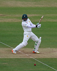Dispatched (Treflyn) Tags: azhar ali hit pakistan england boundary ben stokes first test lords cricket match