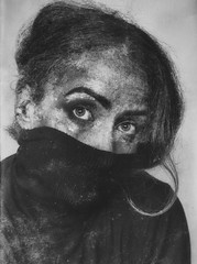 Dirty Faced Angel (Bill Eiffert) Tags: collaboration portrait edit dirty face