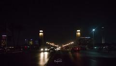 Qasr El Nil Bridge, Egypt, Cairo (shinichisag) Tags: qasr bridge egypt cairo dark night light lion lions nile elnil