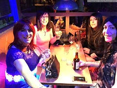 May 2018 - Leeds First Friday weekend (Girly Emily) Tags: crossdresser cd tv tvchix trans transvestite transsexual tgirl tgirls convincing feminine girly cute pretty sexy transgender boytogirl mtf maletofemale xdresser gurl glasses dress tights hose hosiery highheels indoor stilettos leeds lff nightout leedsfirstfriday lfs leedsfirstsaturday fibre barfibre